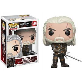 Funko Pop! Geralt - The Witcher Figura 10cm