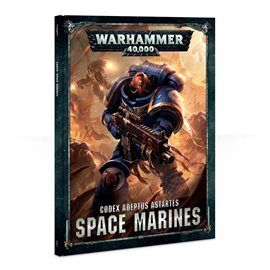 Codex: Space Mariners (Tapa dura) (Español)