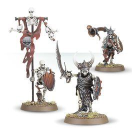 Deathrattle Skeleton Warriors