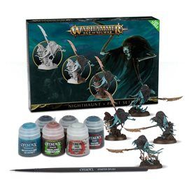 Nighthaunt + Set de Pintura