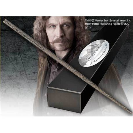 Varita Sirius Black - Noble Collection