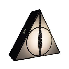 Lampara Deathly Hallows Harry Potter