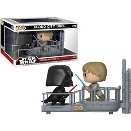 Funko Pop! - Cloud City Duel - Star Wars Movie Moments