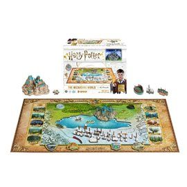 Puzzle 4D The Wizarding World - Harry Potter