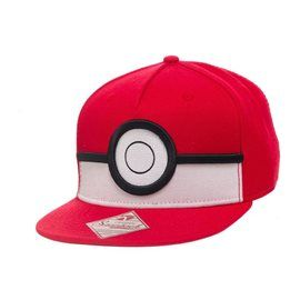 Pokeball Gorra Golden Beisbol - Pokemon
