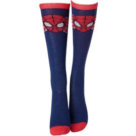 Calcetines Spider-Man Altos Talla Unica