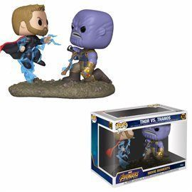 Funko Pop! - Thor vs Thanos - Movie Moment