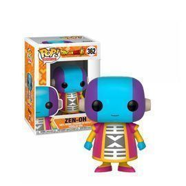 Funko Pop! - Zen-Oh Dragon Ball Edición Limitada