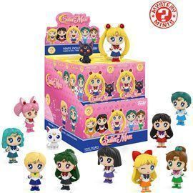 Funko - Sailor Moon Mystery Box Figura 10cm
