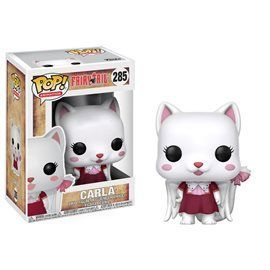 Funko Pop! Carla - Fairy Tail Figura 10cm