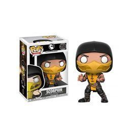 Funko Pop! Scorpion Figura 10 cm