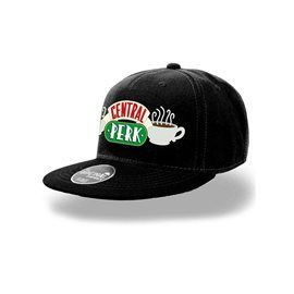 Friends Gorra Snap Back Central Perk Logo