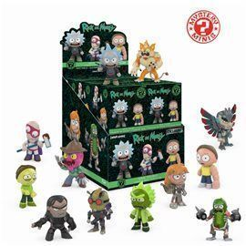 Funko - Rick & Morty Mystery Box Figura 10cm Exclusive