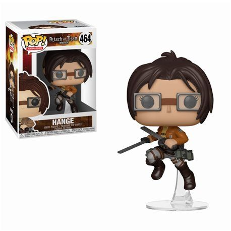 Funko Pop! Hange - Attack on Titan Figura 10cm
