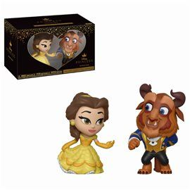 Funko Mini Vynl! Bella & Bestia Pack - Disney