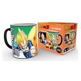 Taza Térmica Saiyans - Dragon Ball