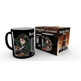 Taza Térmica Attack on Titan