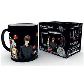 Taza Térmica Death Note