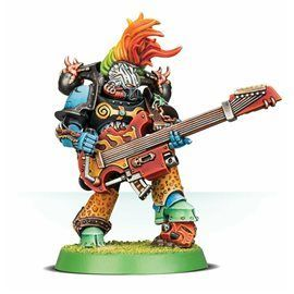 Chaos Space Marines Noise Marine - Limited Edition