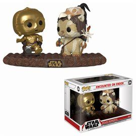 Funko Pop! - Encounter on Endor - Star Wars Movie Moments