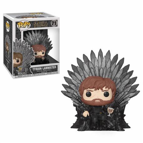Funko Pop! - Tyrion Lannister on Iron Throne 15cm