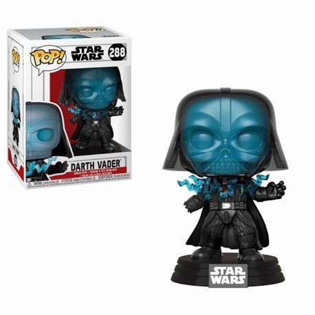 Funko Pop! - Darth Vader Electrocuted - Star Wars Figura 10cm