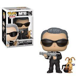 Funko Pop! Agent K & Neeble - Men in Black Figura 10cm