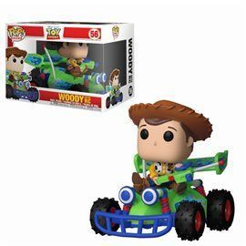 Funko Pop! Ride - Woody with RC - Toy Story Figura