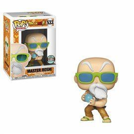 Funko Pop! - Master Roshi (Max Power) Dragon Ball Specialty Series Figura 10cm