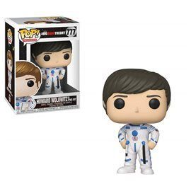 Funko Pop! Howard Wolowitz - The Big Bang Theory Figura 10cm
