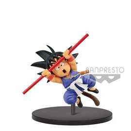 Figura Banpresto Dragon Ball Son Goku Kid 18 cm