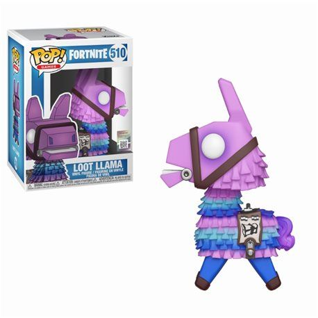 Funko Pop! Loot Llama - Fortnite Figura 10cm