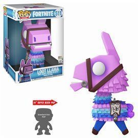 Funko Pop! Loot Llama Super Sized 10' - Fortnite Figura 25cm