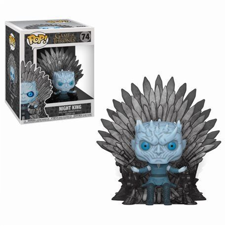 Funko Pop! - Night King on Iron Throne 15cm