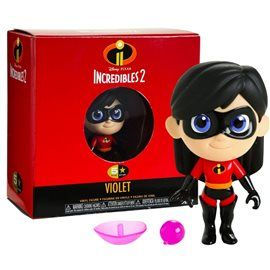 Funko 5 Star - Violet - Incredibles 2