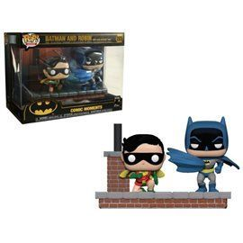 Funko Pop! - Batman and Robin - Movie Moment