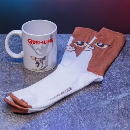 Pack Taza + Calcetines Gizmo - Gremlins