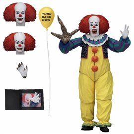 Figura Pennywise Classic Ultimate 1/10 18 cm
