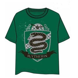 Camiseta Slytherin Quidditch - Harry Potter