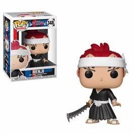 Funko Pop! Renji - Bleach Figura 10cm