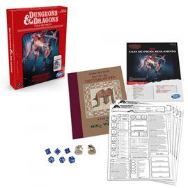 Dungeon & Dragons Stranger Things - Juego de Mesa