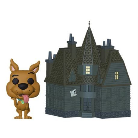 Funko Pop! - Scooby-Doo & Haunted Mansion