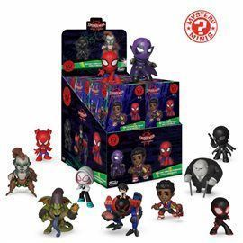 Funko - Spider-Man Into the Spiderverse Marvel Mystery Box
