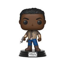 Funko Pop! - Finn - Star Wars The Rise of Skywalker Figura 10 cm