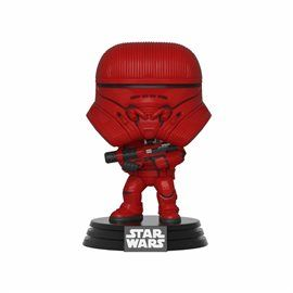 Funko Pop! - Sith Jet Trooper - Star Wars The Rise of Skywalker Figura 10 cm