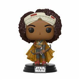 Funko Pop! - Jannah - Star Wars The Rise of Skywalker Figura 10 cm