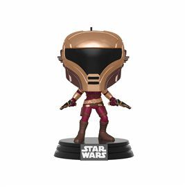 Funko Pop! - Zorii Bliss - Star Wars The Rise of Skywalker Figura 10 cm