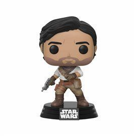 Funko Pop! - Poe Dameron - Star Wars The Rise of Skywalker Figura 10 cm