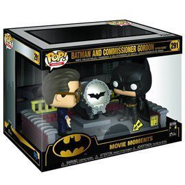 Funko Pop! - Batman and Commissioner Gordon - Movie Moment