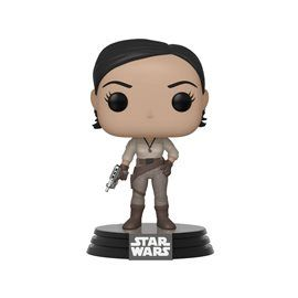 Funko Pop! - Rose - Star Wars The Rise of Skywalker Figura 10 cm